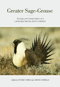 Sage grouse book cover