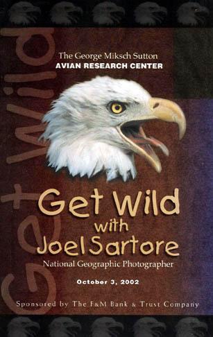 """""""Get Wild with Joel Sartore"""""""